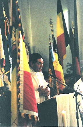 l'Abbé Vincent Baguette Curé de Devant-le-Pont